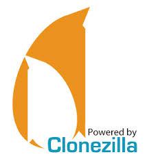 Logotipo de Clonezilla, aplicacións gratuíta para copias de seguridade