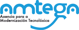 Logotipo da Axencia para a Modernización Tecnolóxica