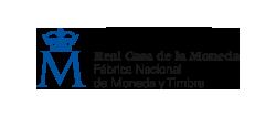 Logo da Fabrica Nacional de Moneda y Timbre